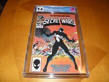 Marvel Super Heroes Secret Wars #8 CGC 9.6 NM+ Origin Symbiote WP 1172833009