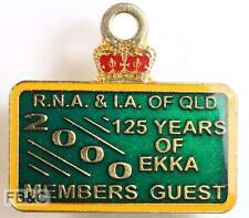 2000 - 125 Years of EKKA - Members Guest Badge
