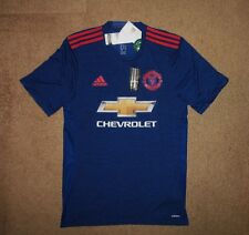 Adidas Manchester United Authentic soccer player  jersey NEW MEDIUM   nwt  $120