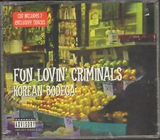 FUN LOVIN CRIMINALS Korean Bodega NEW SEALD 3 track CDSI  Ballad of Larry Davis