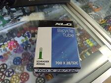 """XLC 700"""" X 28/32C-----27"""" X 1-1/8"""" 1-1/4"""" SCHRADER VALVE BICYCLE TUBE"""