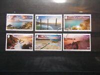 GB Guernsey 2009 Commemorative Stamps~Sea Guernsey~ Fine Used Set~UK Seller