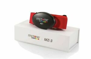 MyZone MZ-3 Heart Rate Monitor and Belt. New