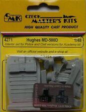 CMK 1/48 Hughes MD-500D conjunto de la policía y las versiones civiles Interior # 4271