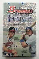 1995 Bowman Baseball Hobby Box Factory Sealed Box of 24 Packs