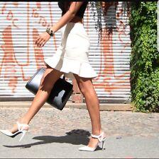 Brand new ZARA ruffle mini skirt size XS perfect for summer