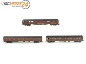 E320 Atlas N 2622 2624 2651 3x US Personenwagen Pennsylvania / 1x Licht