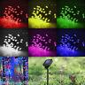 Solar Power LED Bulbs Fairy Party String Lights Ornament  Garden Xmas Decor Lamp