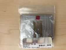 Genuine Bernina Straight Stitch Needle Plate For 8 Series - 820 830 880