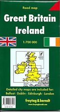 Map of Great Britain and Ireland, by Freytag & Berndt