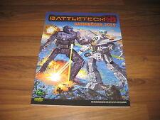BattleTech Datenbögen 3039 deutsch Ulisses Mängelexemplar Softcover