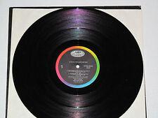 "STEVE MILLER BAND-SHANGRI-LA 12"" PROMO SINGLE-CAPITOL RECORDS SPRO-9252-LP"