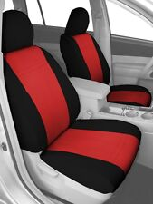 Seat Cover Front Custom Tailored Seat Covers KA104-02FC fits 10-13 Kia Soul