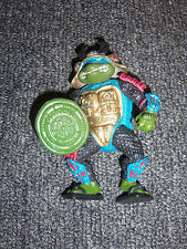 1990 Playmates TMNT Samurai Leonardo Action Figure