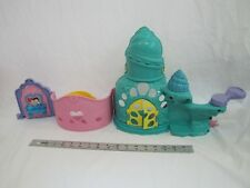 Fisher Price Little People DISNEY MUSICAL ARIEL'S CASTLE PALACE Structure Sounds