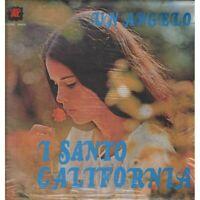 I Santo California LP Vinyl A Angel / Yep Record – 004410 Sealed