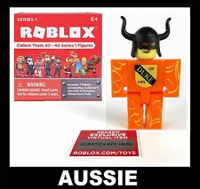 ROBLOX Action Figure ~ NOOB007 + 2 Virtual Codes ~ Toy Cake Topper ~ NEW