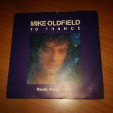 """7"""" 45 GIRI MIKE OLDFIELD TO FRANCE VIRGIN VIN 45116  EX-/EX ITALY PS 1984  DST"""