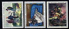FRANCIA - Quadri di Francia - 1962 - Opere di pittori moderni -