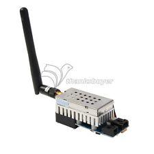 FPV 5.8Ghz 2000mW 2W 8 Channel Wireless Audio Video Transmitter AV Sender