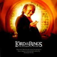 Soundtrack - The Lord of the Rings: The Fellowship of the ** Free Shipping**