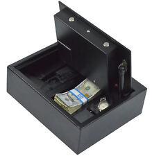Biometric Lock Fingerprint Personal Drawer Safe - Guns, Coins, Vault