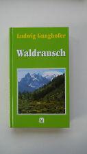 Ludwig Ganghofer - Waldrausch - (K36)