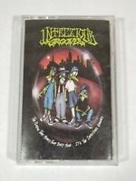 Infectious Grooves The Plague That Makes Your Booty Move Cassette
