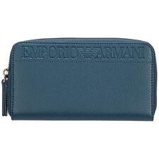 Emporio Armani wallet men YEME49YSL5J83725 Light Blue lagoon coin pocket