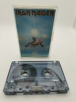 Iron Maiden - Seventh Son Of a Seventh Son - Cassette Tape