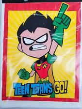 TEEN TITANS GO MOVIE Party Favor Bags Loots Treats Supplies Decoration Birthday