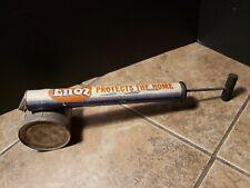 Vintage Enoz Moth Bug Sprayer, Protects The Home! Enoz Chemical company Chicago