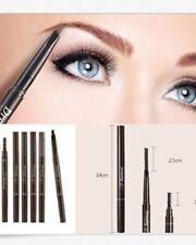 Waterproof Eye Brown Eyeliner Eyebrow Pen Pencil With Brush Makeup Cosmetic Tool