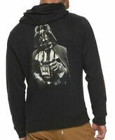 Star Wars Darth Vader Hoodie Size XL Mens Levi's black NWT fleece lined