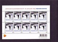 Nederland NVPH 3012 Vel Persoonlijke zegel Reinier Paping 2013 Postfris