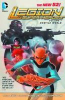 Legion of Super-Heroes Volume 1 Hostile World GN Paul Levitz LOSH OOP New NM