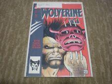 Wolverine Saga #3 of 4 (1989 Series) Marvel Comics VF/NM