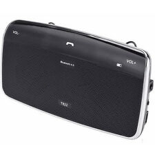 Car Kit Sun Visor Speaker Bluetooth Hands Free for iOS iPhone Android Smartphone
