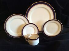 Fitz And Floyd Starburst five piece place setting