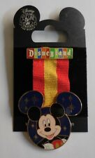 Disney Pin DLR 2007 Mickey Mouse Medal Pin New