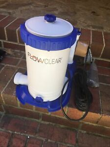90403e Coleman Bestway FlowClear 2500 Gph Swimming Pool Pump Intex