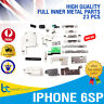 iPhone 6S Plus Replacement Inner Small Metal Parts Holder Bracket -23 Pieces