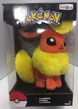 Pokemon 8in Plush Flareon (Toys R Us Exclusive)
