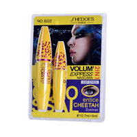 2pcs Professional Beauty Makeup Set Black Mascara + Liquid  Eyeliner Kit