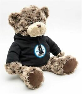 Teddy Bear with Black Shelby Hoodie * Great Gift or Collectible - FREE USA SHIP!