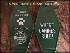 "POOCH PALACE ""Dog Lovers"" keytag, keyfob Ships 4/6"