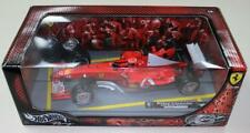 2003 Hot Wheels F1 1:18 Michael Schumacher B1026 *New In Box* World Champion