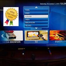 3500 Plus IPTV Indian Hindi Tamil USA Vietnamese Filipino India Huge Indian VOD