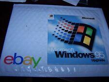 Microsoft Window 95 Upgrade With Key - Sealed - PN 66095