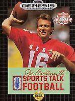 Joe Montana II: Sports Talk Football (Sega Genesis, *Cartridge Only*)